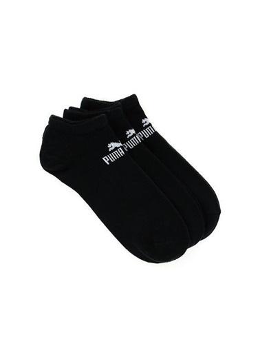 Puma Spor Çorap|3'lü Çorap Siyah